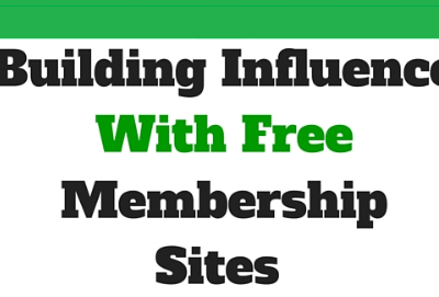 Build a free membership website-gradually benefit from and profit from the free membership website