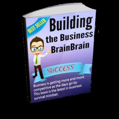 Building the Business Brain PLR Ebook
