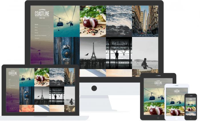 Coastline Showcase Your Work