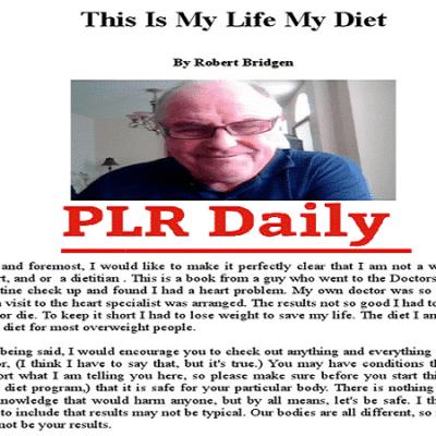 My Life My Diet