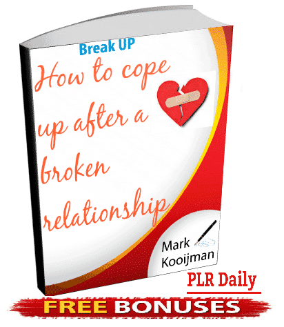 How to Cope up With a Broken Relationship Self-improvement will also work wonders. You can try indulging in something that enhances your personality and also offers you mental satisfaction.