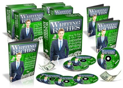 Writing-Riches Ebook Private Label Rights PLR
