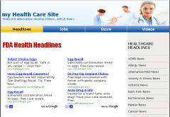 scrShot-healthcareSite