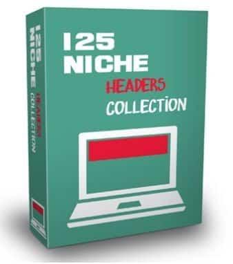 125 Niche Headers Collection MMR