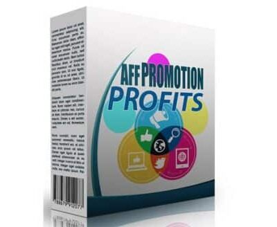 Affiliate Promotion Profits Package