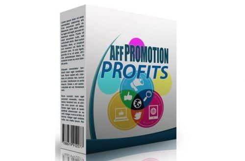 Affiliate Promotion Profits Package