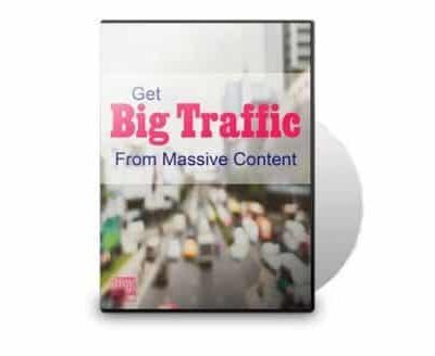 Get Big Traffic From Massive Content