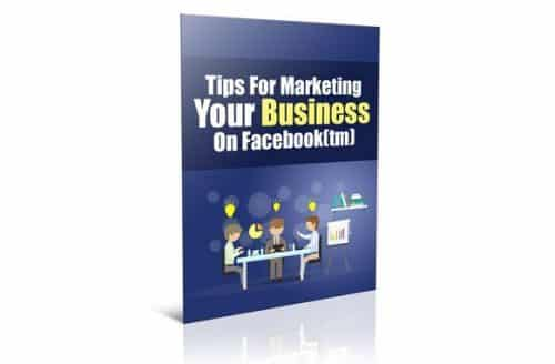 Tips For Marketing Your Business On Facebook For every big success story I hear about marketing on Facebook