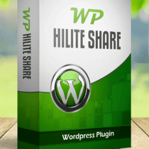 WP HiLite Share Premium WordPress plugin