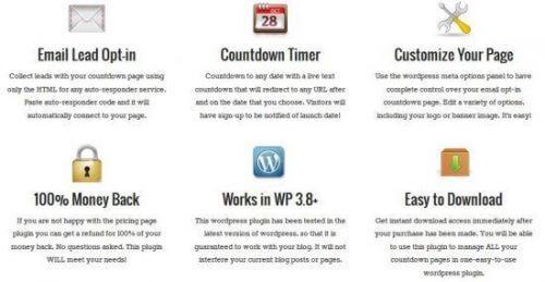 Optin Countdown WordPress Plugin