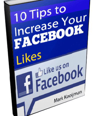 10 Tips to Increase Your Facebook Likes