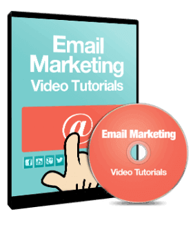 10 Video Tutorials on Email Marketing MRR License