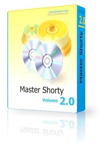 Master Shorty Master Shorty now that you have your own copy of Master Shorty, you'll never end up breaking your flow because you were stuck on some little task. Now you'll keep moving forward at full speed.