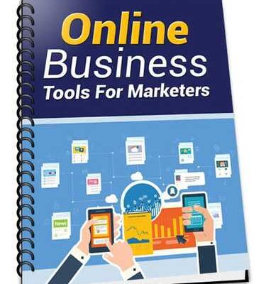 Online Business Tools For Marketers Online Tools for Marketers.