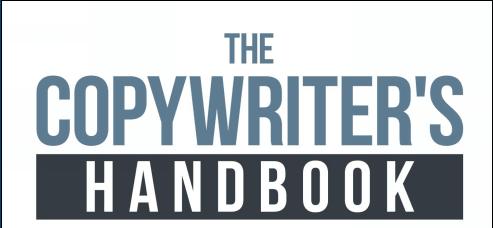 The Copywriters Handbook