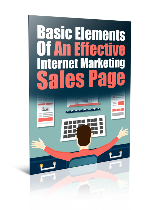 Effective Internet Marketing Sales Page