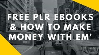 Free PLR EBooks Internet Marketing Free PLR EBooks Internet Marketing | How To Make Money With PLR EBooks | Free PLR eBooks Internet Marketing with Private Label Rights (PLR)