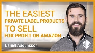 Private Label Products To Sell The Easiest Private Label Products To Sell For Profit On Amazon ►► FREE CRASH COURSE:   In this video, I'm going to share the three pillars that the easiest