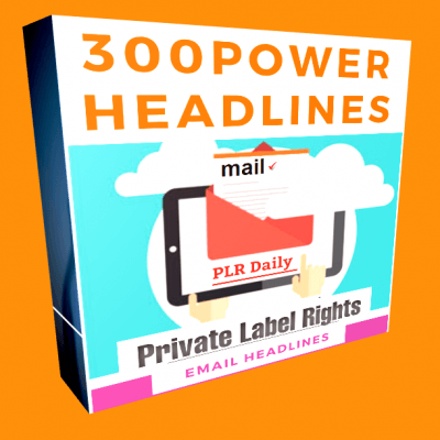 300 Power Headlines Ever Written