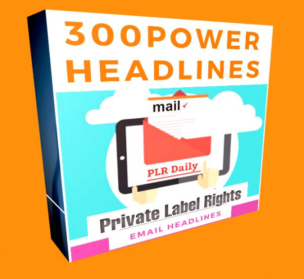 300 Power Headlines Ever Written