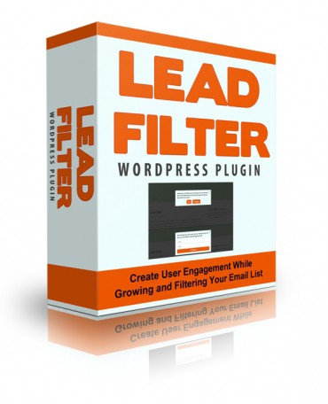 Lead Filter WordPress Plugin