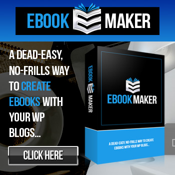 WordPress Ebook Maker Plugin